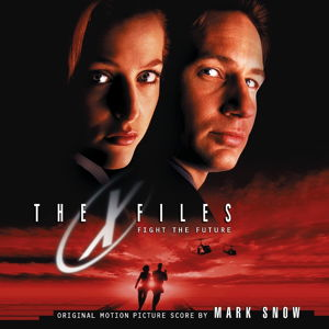 Mark Snow The X-Files: Fight The Future expanded edition front cover image picture