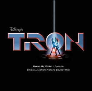 Wendy Carlos Tron original soundtrack front cover image picture