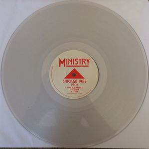 Ministry Trax! Box Record Store Day RSD 2015 unboxing picture number 9