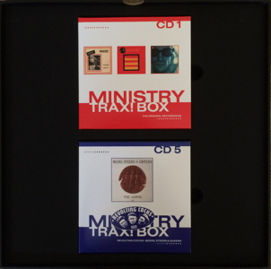 Ministry Trax! Box Record Store Day RSD 2015 unboxing picture number 11