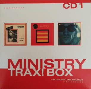 Ministry Trax! Box Record Store Day RSD 2015 unboxing picture number 16