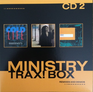 Ministry Trax! Box Record Store Day RSD 2015 unboxing picture number 19