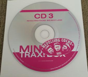 Ministry Trax! Box Record Store Day RSD 2015 unboxing picture number 24