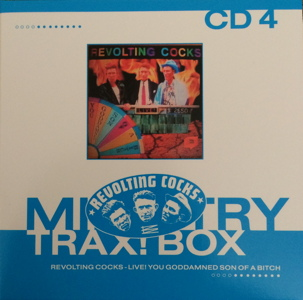 Ministry Trax! Box Record Store Day RSD 2015 unboxing picture number 25