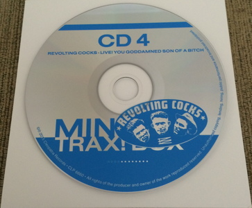 Ministry Trax! Box Record Store Day RSD 2015 unboxing picture number 27