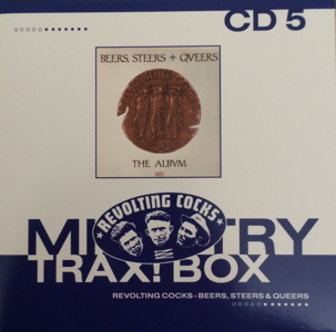 Ministry Trax! Box Record Store Day RSD 2015 unboxing picture number 28