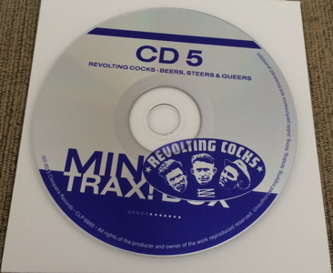 Ministry Trax! Box Record Store Day RSD 2015 unboxing picture number 30