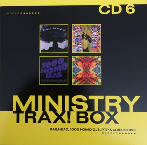 Ministry Trax! Box Record Store Day RSD 2015 unboxing picture number 31