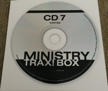 Ministry Trax! Box Record Store Day RSD 2015 unboxing picture number 36